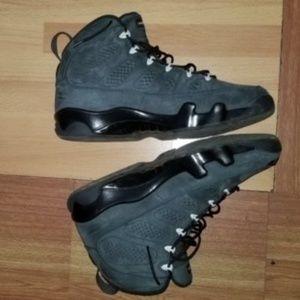 """Air Jordan 9 Retro """"Anthracite"""" in Men's Sneakers"""